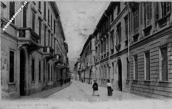 Via Alessandro Volta