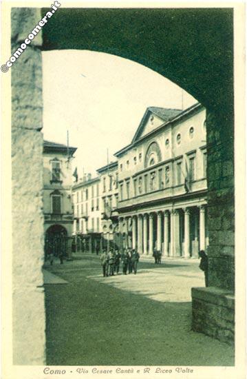 Via Cesare Cantù (Porta Torre)