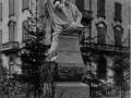 Mezzo busto di Felice Cavallotti