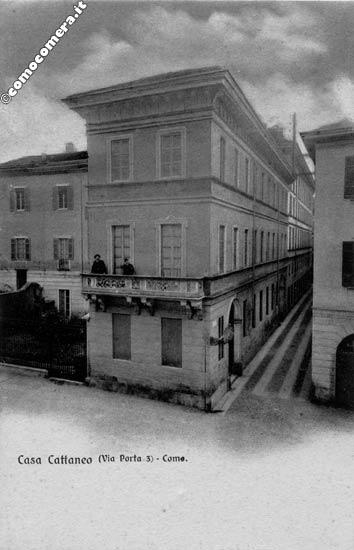 Via Porta ang. Via Bellini