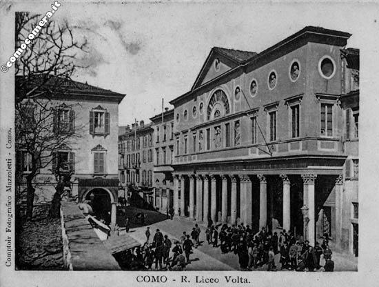 Liceo Volta - Via Cesare Cantù